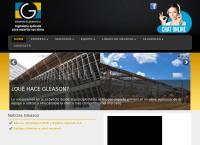 Sitio web de Equipos Gleason S.a.