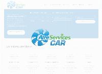 Sitio web de AIRESERVICES CAR