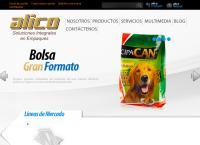 Sitio web de Alico S.a.