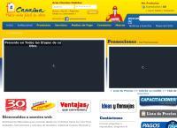 Sitio web de Almacén Bodega Canaima.