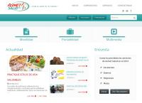 Sitio web de Asmet Salud Ess Eps - S