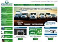 Sitio web de Autofinanciera S.a.