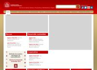 Sitio web de Cervecería Unión S.a.