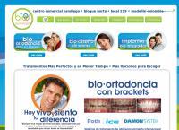 Sitio web de Bio Ortodoncia