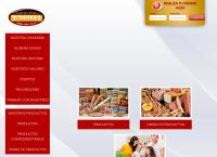 Sitio web de Carnes Frías Enriko Ltda.
