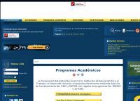 Sitio web de Corporacion Educativa Nacional (Cen)