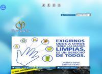 Sitio web de Clínica Santa Ana S.a.