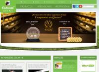 Sitio web de Colanta
