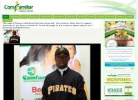 Sitio web de Comfamiliar