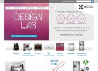 Sitio web de Electrolux S.a.