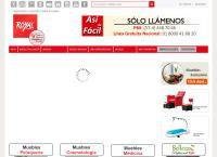 Sitio web de Fabrica Royal