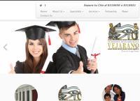 Sitio web de Fundación Oftalmológica Vejarano