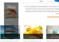 Sitio web de Hotel Casablanca San Andrés Islas