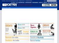 Sitio web de Icetex