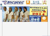 Sitio web de Incatec