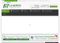 Sitio web de La Quinta Ltda