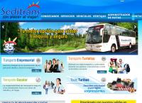 Sitio web de Seditrans