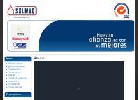 Sitio web de Solmaq S.a.