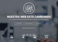 Sitio web de Clínica Soma