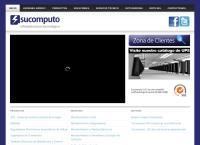 Sitio web de Sucomputo Ltda