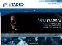 Sitio web de Universidad Jorge Tadeo Lozano