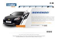 Sitio web de Colombian Rent A Car