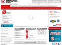 Sitio web de Banco Colpatria