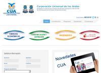Sitio web de Corporacion Universitaria de Los Andes