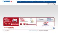 Sitio web de Deprisa