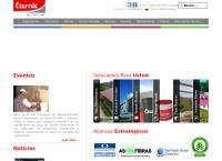 Sitio web de Eternit Pacifíco S.a.