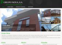 Sitio web de Grupo Nova S.a.