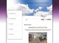 Sitio web de Hotel El Pilar Ltda