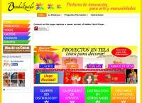 Sitio web de Pinturas Fantasía Bordalíquido S.a.