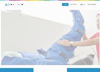 Sitio web de Fundación Sanar Kinesis