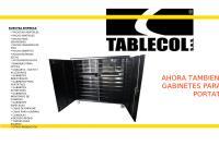 Sitio web de Tablecol S. A. S.