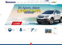Sitio web de Vehicosta