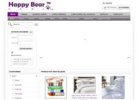 Sitio web de Happy Bear Tm SAS Dotaciones Para Hoteles