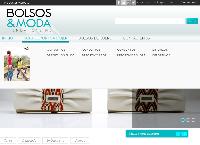 Sitio web de Bolsos y Moda Tienda Online