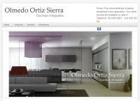 Sitio web de Cocinas Integrales Olmedo Ortiz