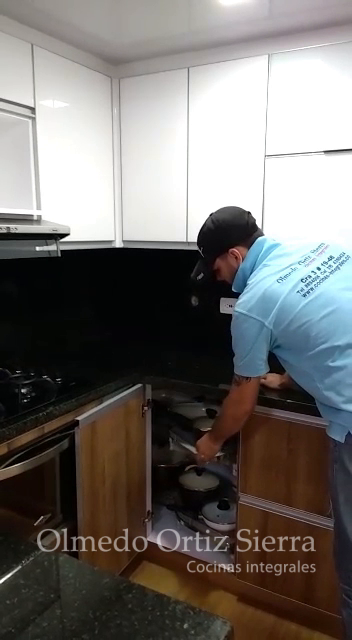 Remodelacíon de Cocinas