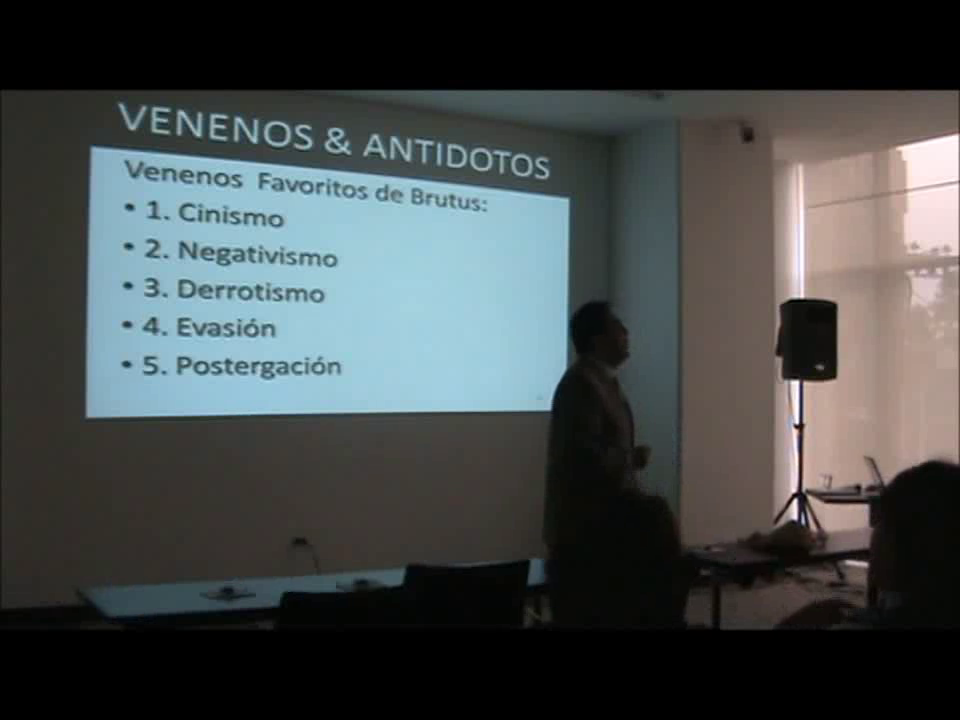 Conferencias de Motivación