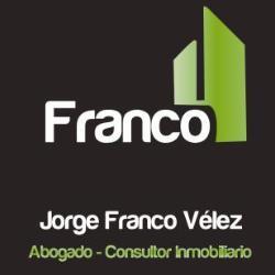 Jorge Franco Vélez Abogado - Asesor Inmobiliario