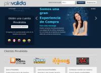 Sitio web de Pinvalidda