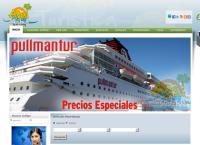 Sitio web de Aval Turistica S.A.S