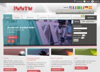 Sitio web de Hotel Inntu