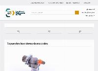 Sitio web de Lavadoras & Refrigeración del Valle