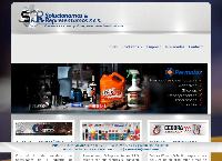 Sitio web de Solucionamos y Representamos SAS