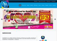 Sitio web de Maximpresos