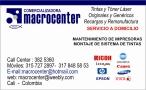 Comercializadora Macrocenter