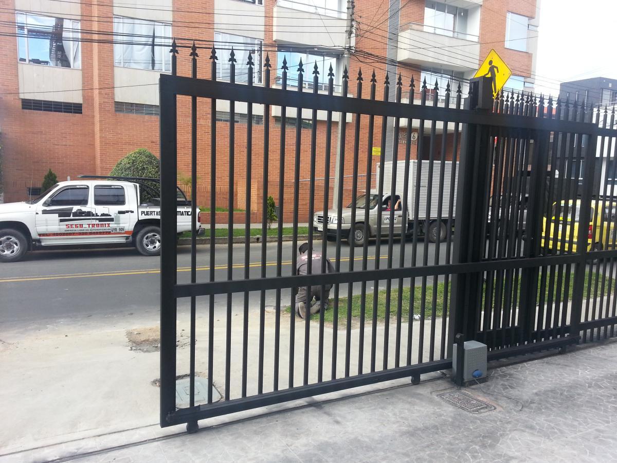 Segutronix puertas automaticas bogota cll 94 no 68d 49 for Puerta automatica no abre